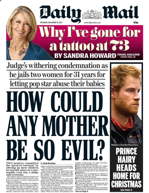 Mail Misogyny
