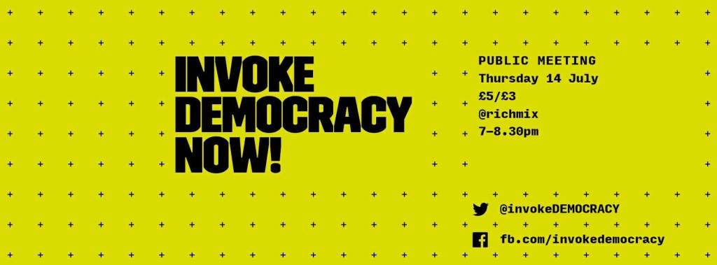 invoke democracy now